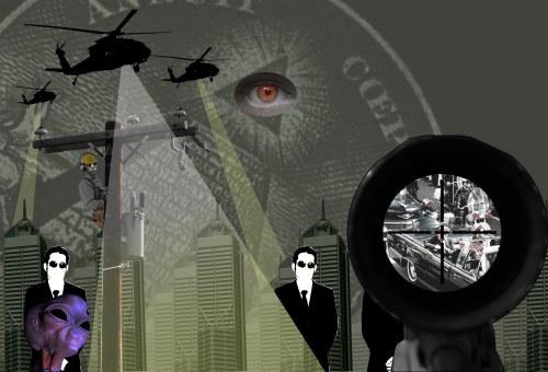 Insanitarium: Paranoia